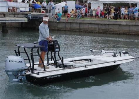 mitzi skiff boat trader new 2015 mitzi skiffs 17 mini tower custom east palatka