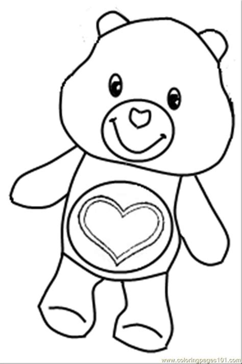 care bear coloring pages pdf free coloring pages of care bears cousins