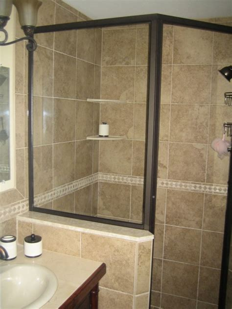 Bath Shower Ideas Small Bathrooms Interior Design Bathroom Shower Tile Decorating Ideas