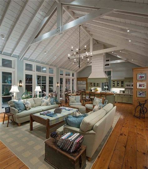 open floor plan farmhouse 25 best ideas about barndominium on pinterest
