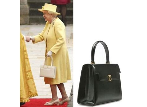 queens handbag launer london royal wedding fashion