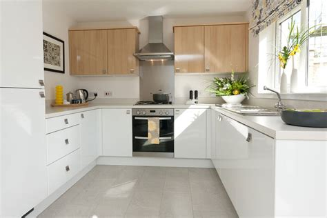 white kitchen cabinets with tile floor inspiring cute kitchen d 233 cor homesfeed