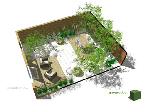 courtyard garden design greencube garden and landscape design uk courtyard