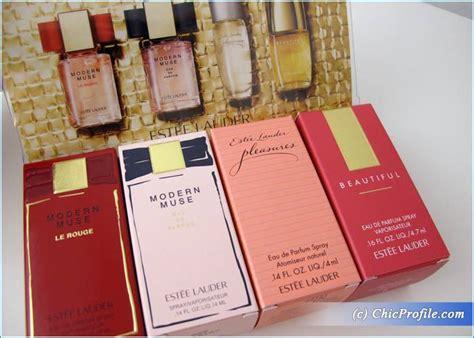 Parfum Treasure estee lauder fragrance treasures set review photos