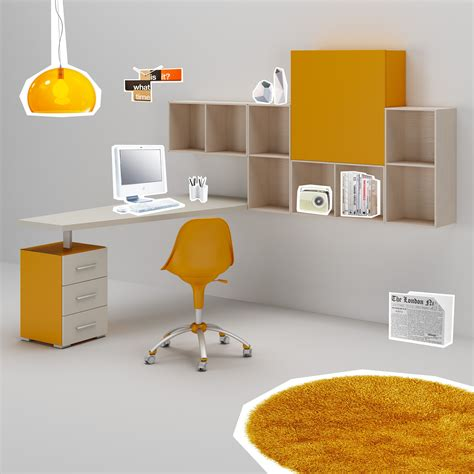 bureau garcon pas cher simple bureau ado avec coffre de rangement gris