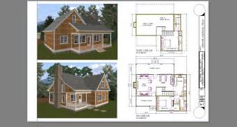 two bedroom cabin plan type with loft plans joy studio design gallery best