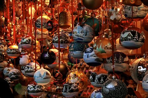 christmas decorations nuremberg bavaria by ian