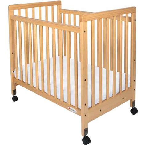 Crib Risers by Foundations Safetycraft Crib Fixed Sides Slatted End Panels Schoolsin