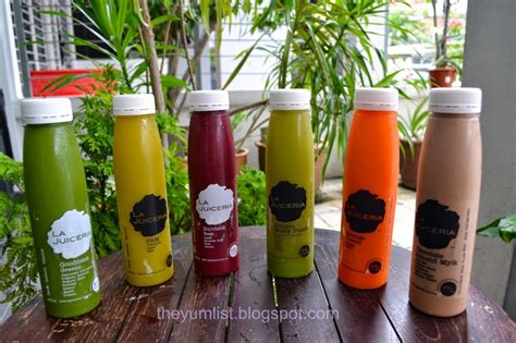 Detox Juice In Kl by La Juiceria Home Delivered Juices And Juices Cleanses