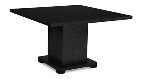 ford executive modern conference table in black oak finish
