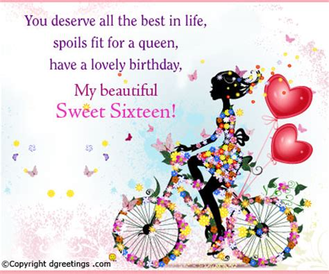 sweet 17th birthday quotes for quotesgram