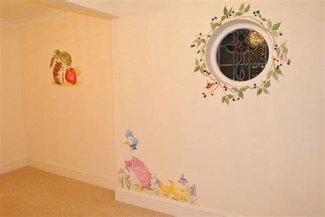 beatrix potter wall mural beatrix potter mural for baby nursery inspired spaces