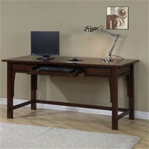 talisman 2 drawer writing desk by i living computer