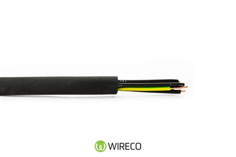 Kabel Nyy power cable nyy j wireco special cables
