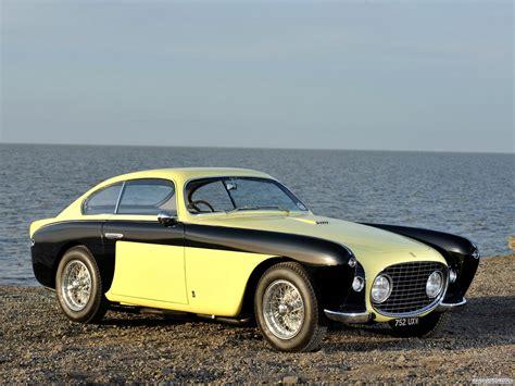 ferrari coupe 1952 ferrari 212 inter vignale coupe