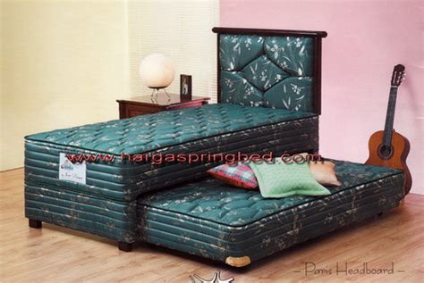 2in1 Guhdo Sapphire 160x200 Komplit Set Sandaran Metropolis guhdo bed toko furniture simpati