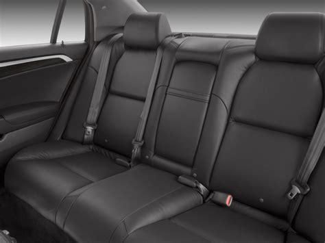 image 2008 acura tl 4 door sedan auto rear seats size