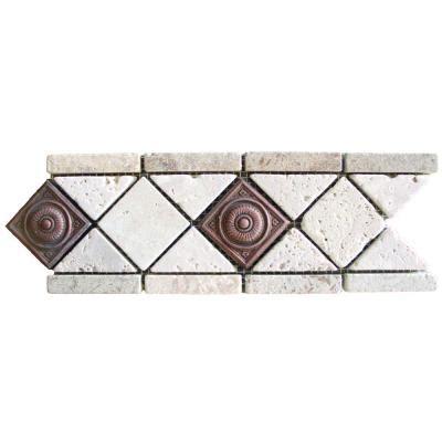 ms international chiaro brick 12 in x 12 in x 10 mm ms international noche chiaro copper scudo 4 in x 12 in
