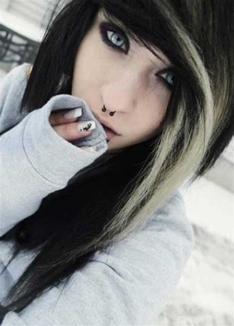 emo hairstyles for long blonde hair 10 pictures of emo hairstyles hairstyles haircuts