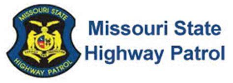 Missouri State Highway Patrol Background Check Safety Mo Gov