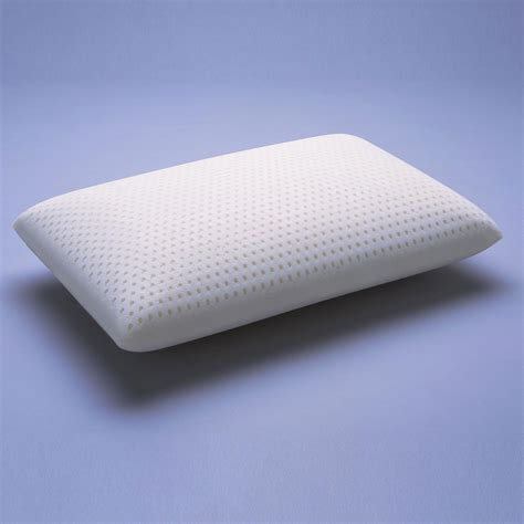 latex foam bed pillows simmons beautyrest memory foam pillow x simmons