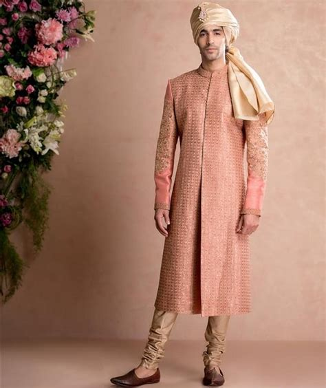 31 Best Pakistani Groom Sherwani Designs for Wedding