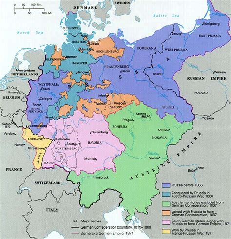 Baden Wurttemberg Germany Birth Records Changing Maps Of Germany Baden Wurttemberg Darmstadt Hessen My Heritage