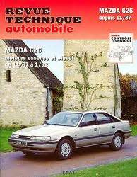 books on how cars work 1987 mazda 626 electronic toll collection mazda 626 1978 2002 revues techniques entretien et r 233 paration 6