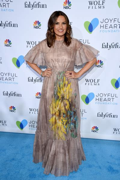 joyful stin the fashionable hearts mariska hargitay print dress print dress lookbook
