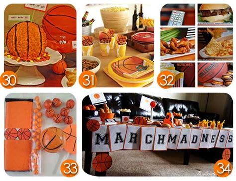 party themes in march 45 march madness ideas