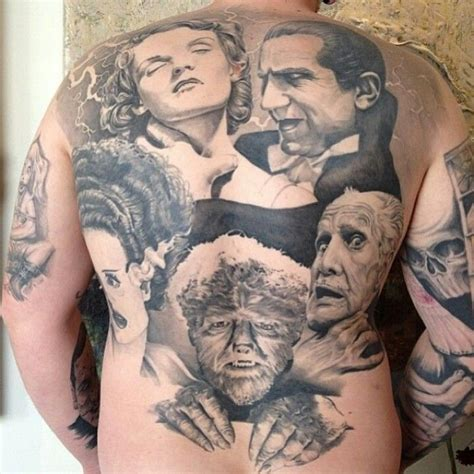 tattoo universal ink 192 best images about horror tattoos on pinterest