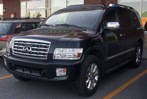 books about how cars work 2008 infiniti qx electronic toll collection file 08 infiniti qx56 jpg wikimedia commons