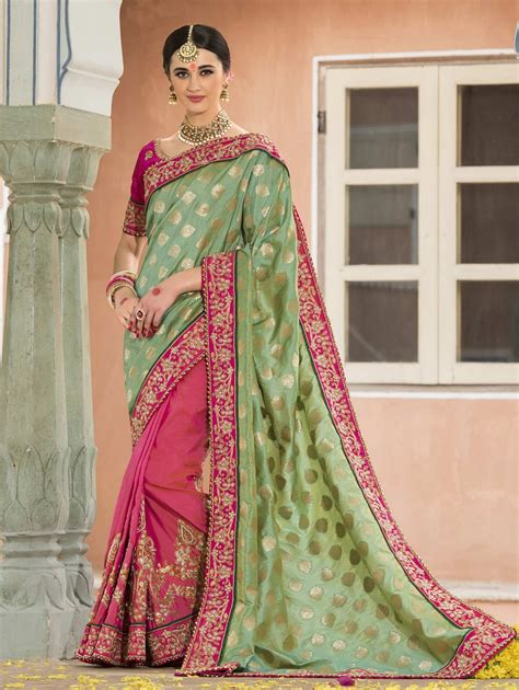 india wedding designs bridal styles and fashion february 2009 indian wedding saree latest designs trends 2018 2019