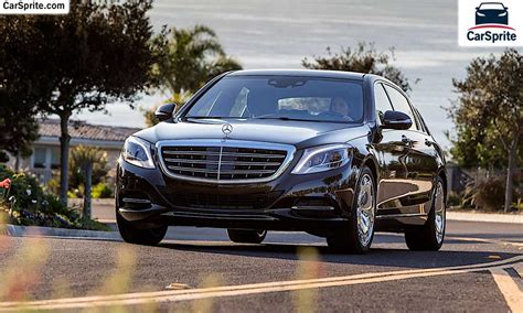 maybach jeep 2017 mercedes maybach 2017 prices and specifications in