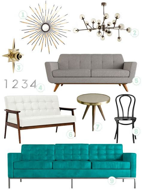 modern home accessories and decor ask a designer decorating a mid century house