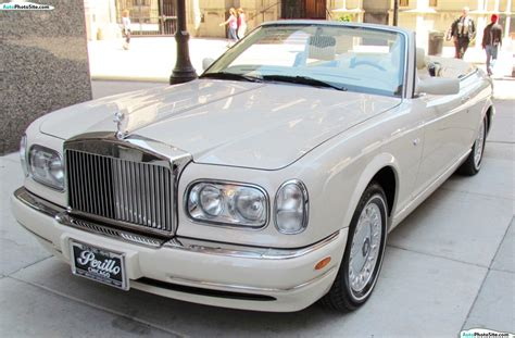 2002 rolls royce corniche 2002 rolls royce corniche photos informations articles