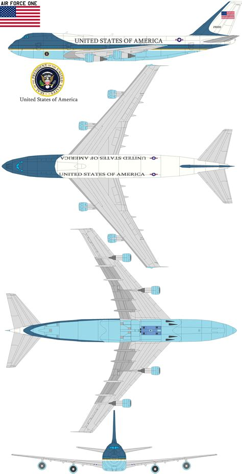 airforce one layout air force one sam 29000 by bagera3005 on deviantart