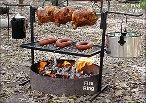 grill grate setup for fire pit for cing cing and survival pinterest grill grates
