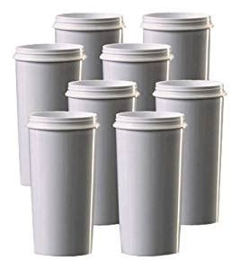 Pet Water Filter Yang Yp 001 zerowater zr 005 replacement filter 8 pack