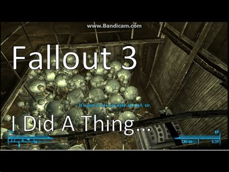 fallout 3 console command fallout 3 how to get energy weapons bobblehead after