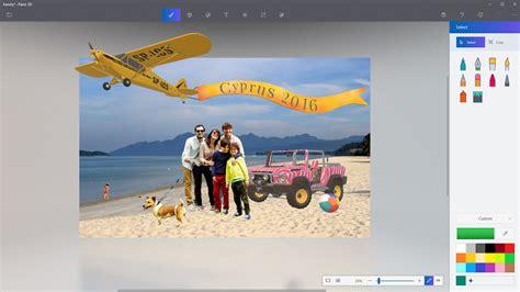 paint 3d paint 3d s latest update makes it even easier to create 3d