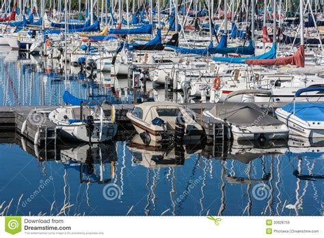 boat graphics ottawa boats and yachts at nepean sailing club editorial stock