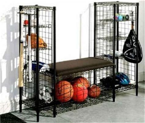 sports storage bench sports bench with storage towers