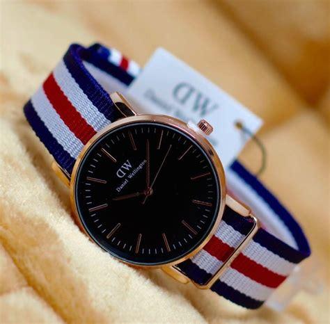 jual terbaru jam tangan wanita pria daniel wellington