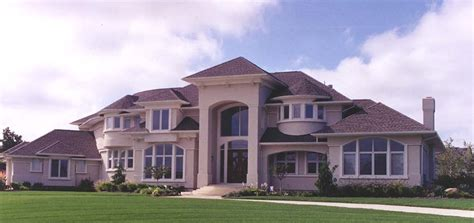 custom dream homes plans home design 6