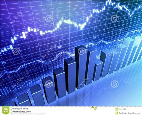 stock photos pictures royalty free financial stock bar graph stock illustration illustration of graph 12121496