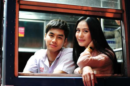 Film Thailand First Kiss | asian movie review first kiss rak sud tai pai na 2012