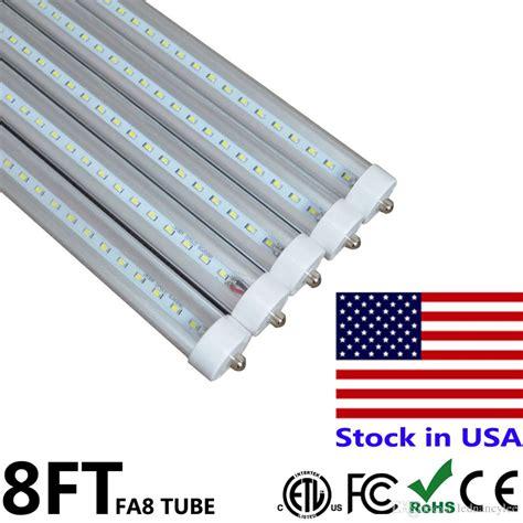 8ft led light bar 8ft led tube light fa8 single pin 45w 8 ft tubes l