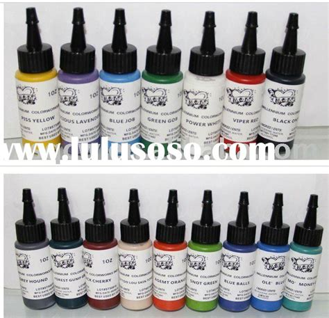 tattoo ink supplier in singapore msds moms tattoo ink msds moms tattoo ink manufacturers