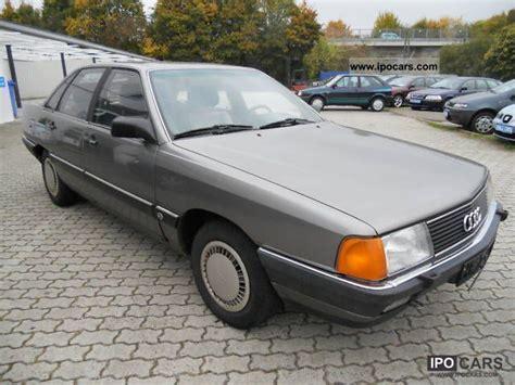 Audi 100 Avant Quattro Typ 44 by Audi 100 Avant C3 Typ 44 44q 1986 2 3 E 136 Hp